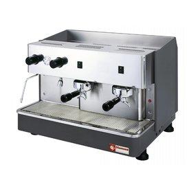 Espressomaschine 2-gruppig, halbautomatisch
