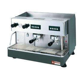 Espressomaschine 2-gruppig, automatisch
