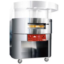 Diamond  Elektro Ofen rotierend, Ø 1400 mm, Unterschrank auf Rädern