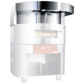 Diamond  Haube mit Motor (700 m³/Std.) für Ofen RED10/35