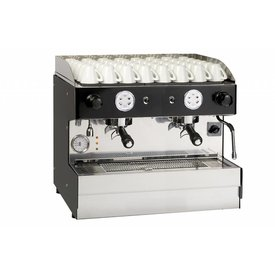 Kaffeemaschinen Giulia Made in Italy zweigruppig