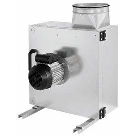 Inox Air Holzkohle-Abluftbox für 200°C Dauerbetrieb