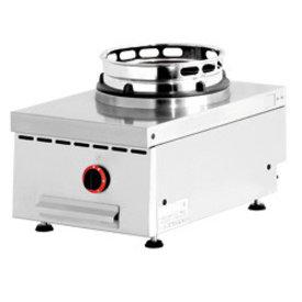 Diamond  Gas Wok Tischmodell, 1 Brenner (15 kW)
