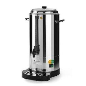Kaffee-Perkolator Doppelwandig