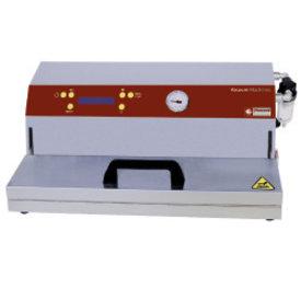 Diamond  Vakuum-Maschine Inox, Pumpe 28 L/Min., Schweißen 430 mm (dpp. geschweißt)
