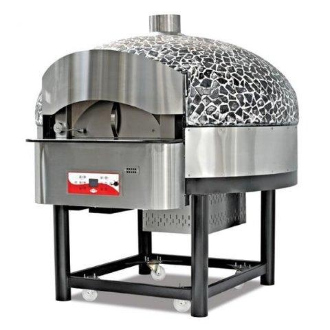 Pizzaofen, Gas, rotierend
