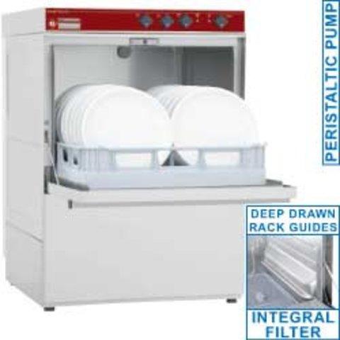 Geschirrspülmaschine Korb 500x500 mm