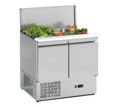 Kühltische & Saladetten Serie 600 // 700