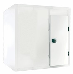 Kühlzellen 75er Wandstärke, 2000er Höhe