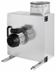 Holzkohle-Abluftbox
