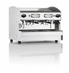 Espressomaschinen 2 gruppig
