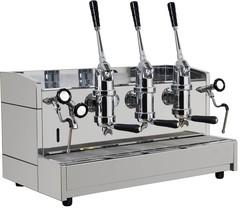 Espressomaschinen 3-gruppig