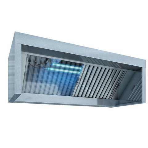 Modulare UVC- & Ozon-Luftreinigungsanlage