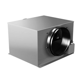 Inox Air Ventilatorboxen für Be- und Entlüftung