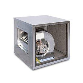 Inox Air Air Airbox, Motor im Luftstrom 5500 m³/h