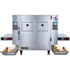 AFG Autofry Elektro-Fritiersystem 2 Becken a 10,41l