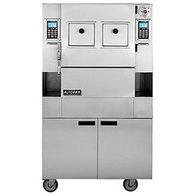AFG Autofry Elektro-Fritiersystem 2 Becken a 11,5l