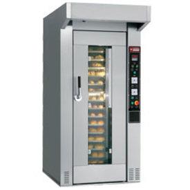 Diamond  Konvektionsofen für Bäckerei und Konditorei, Rotativ, 15 oder 18 Ebenen (450 x 650 mm oder 500x700 mm)