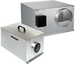 Ab- und Zuluftboxen mit oder ohne Heizung