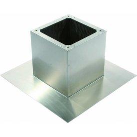 Inox Air Dachsockel für VRD, mit einer Höhe von 300mm