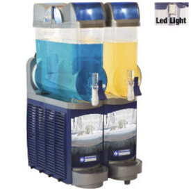 Diamond  gekühlter Getränke-Dispenser, 2x 14 Lt.