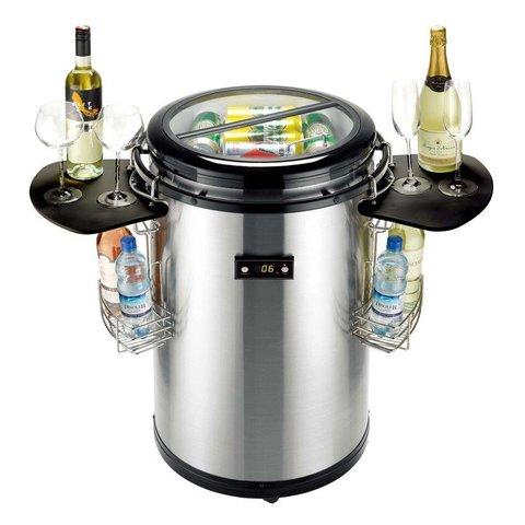 Party-Kühler 50 Liter, für 21 Flaschen