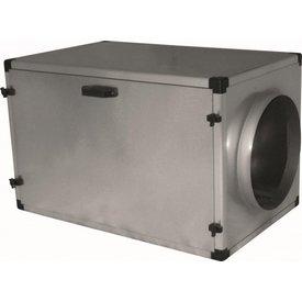 Inox Air 1 Stück Aktivkohlepatrone Länge 500mm D 400mm