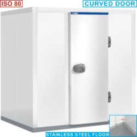 Kühlzellen 80er Wandstärke, 2110er Höhe / Maße: 2000x2000x2110mm