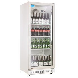 Flaschenkühlschrank 310 Liter Mit Glastür