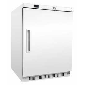 Lager-Kühlschrank Weiß 200 Liter