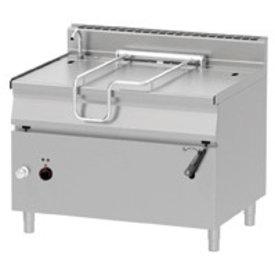 GGG Elektro Kippbratpfanne 120 Liter Manueller Kippmechaninmus Serie 900