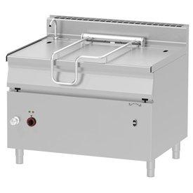 GGG Gas Kippbrantpfanne 120  Liter Elektrische Kippmechaninmus Serie 900