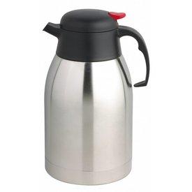 Edelstahl-Isolierkanne 2 Liter
