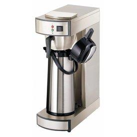 Filter-Kaffeemaschine mit Isolierkanne mit Pumpsystem