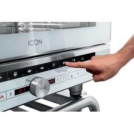 ICON / Alpfatech Kombidämpfer 7x 1/1 Automatisch mit 10 voreingestellten Programmen