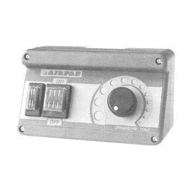 GGG Drehzahlregler 8A / 230 Volt mit Schalter für Beleuchtung