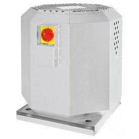 Inox Air Dachventilator, Motor außerhalb des Luftstroms 1430m3/h