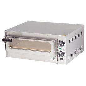 Pizzaofen 230 Volt, Pizza Durchmesser: Ø 350 mm