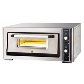 Pizzaofen 400 Volt,für 4Pizzen Ø 250 mm