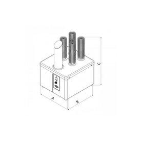 GGG Glastrockner Stundenleistung: 300-360 Gläser