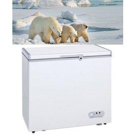 GGG Tiefkühltruhen mit Klappdeckel 250 Liter