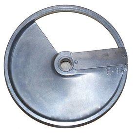 Gemüseschneider Schnitt-Scheibe  Schnitt Maße: 14mm