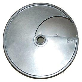 Gemüseschneider Sichelmesserscheibe ,Schnittmaße 1 mm