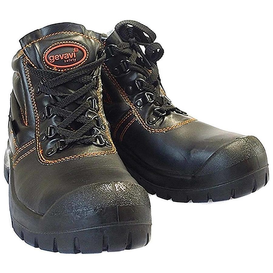 GS12 Werkschoenen Zwart S3 Uniseks