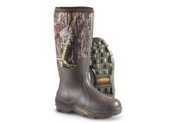 Muck Boot Woody Max Camo Bruin Laarzen Heren