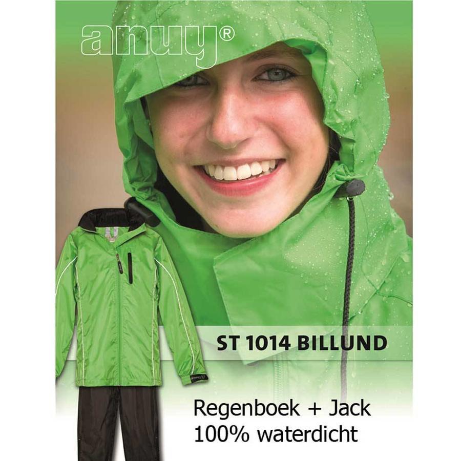 Billund Groen Regenpakken Kids