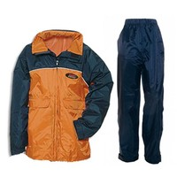 Luton Marine Oranje Regenpak Kinderen