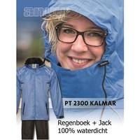 Kalmar Bleu Regenpak Uniseks