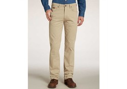 Wrangler Arizona Stretch Camel Jeans Heren