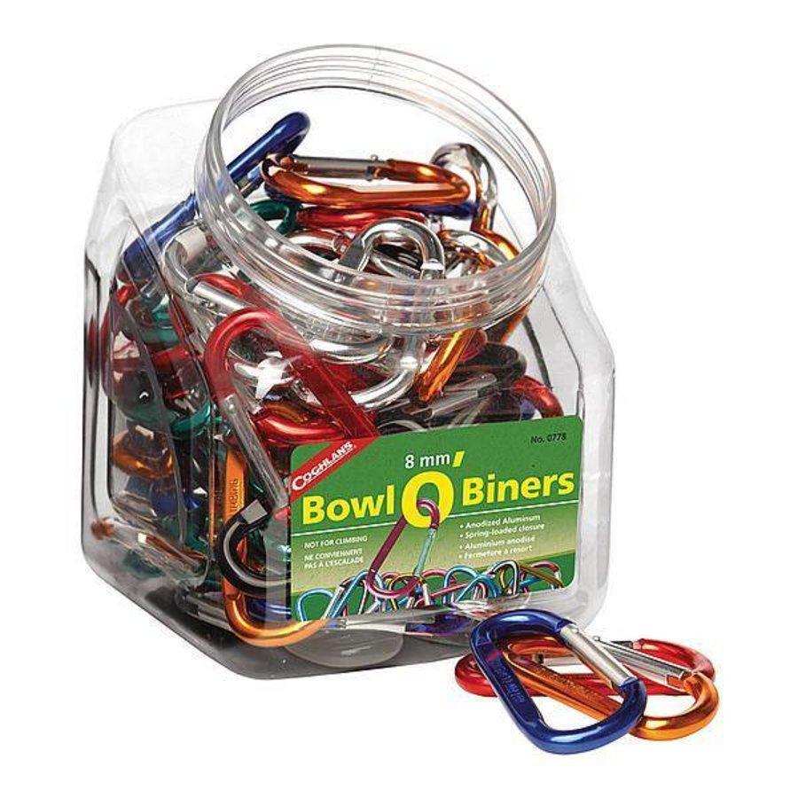 Karabijnhaak 8mm Bowl O'Binders Multitool